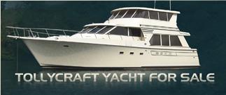 53 Tollycraft Yacht